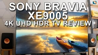 Sony Bravia KD-65XE9005 65 inch 4K UHD HDR TV Review