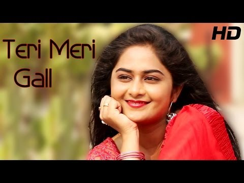 Teri Meri Gall - Jot Badyal, Miss Pooja | Latest Punjabi Official Video Song 2014 | Full Hd video