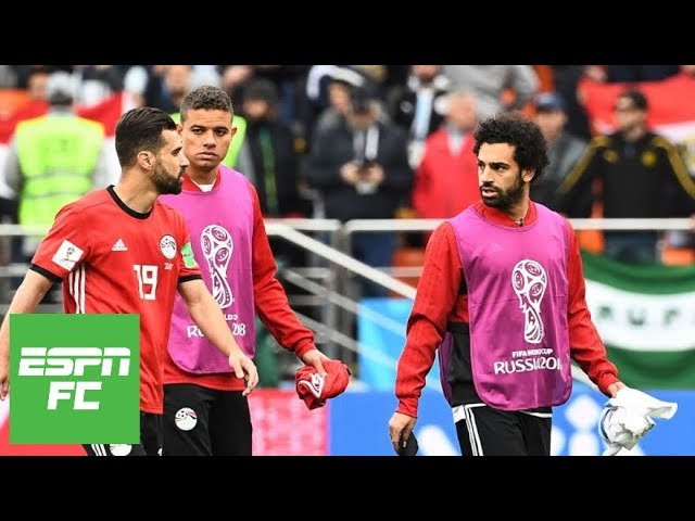 Egypt wrong to keep Mohamed Salah on bench in 1-0 loss to Uruguay at 2018 World Cup? | ESPN FC