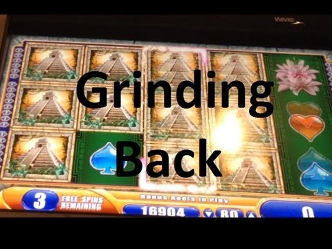 Jungle Wild III Slot Machine Bonus - A Slot Story!  ~ WMS