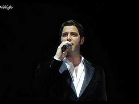 Il Divo everytime i look at you (LIVE) Rotterdam & Antwerpen