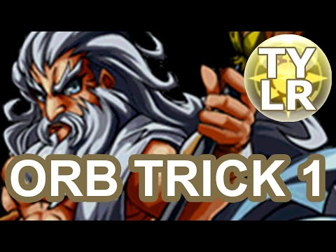 [Puzzle & Dragons] Orb Trick #1 - The Hook