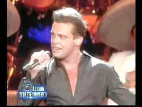 Luis Miguel furioso por boda de Aracely Arambula - Accion Oklahoma - Shirley Rivera