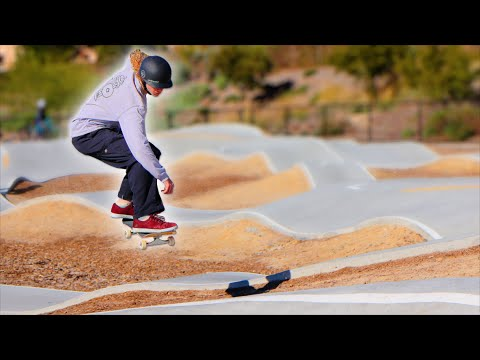 ANDY ANDERSON VS THE PUMP TRACK
