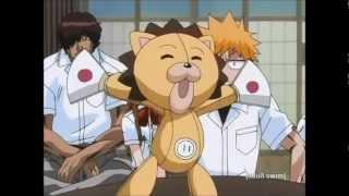 Kon's prank on Ichigo! (Dubbed in English)