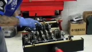 Montaje motor R1