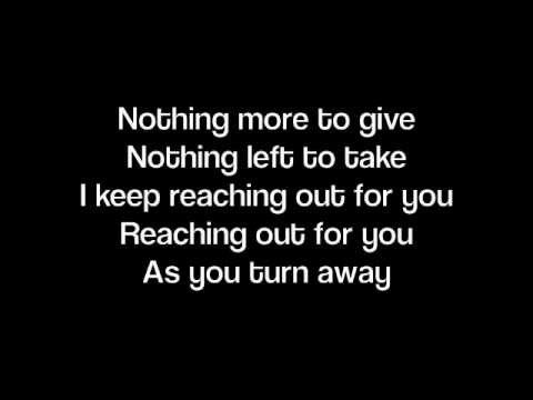 As You Turn Away- Lady Antebellum (Lyrics on screen) Music Videos