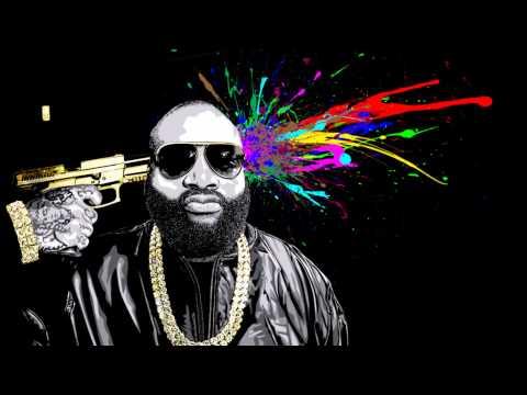 Rick Ross - Sanctified Ft. Kanye West amp Big Sean Full Version Mastermind