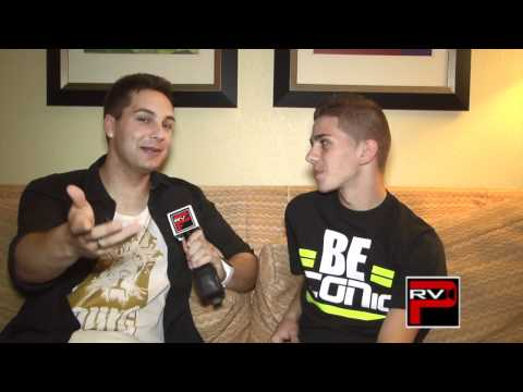 Madison Alamia of ICONIc Boyz 1-1 Interview during ICONic Experience