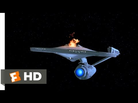 Star Trek 3: The Search for Spock (5/8) Movie CLIP - The Enterprise Self Destructs (1984) HD