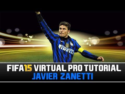 FIFA 15 | Virtual Pro Tutorial - Javier Zanetti