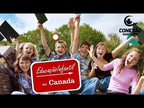 Conexão Vancouver - Educação Infantil no Canada!