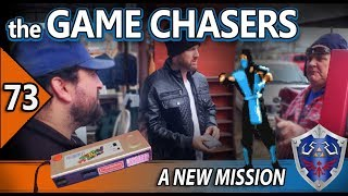 The Game Chasers - Ep 73 A New Mission