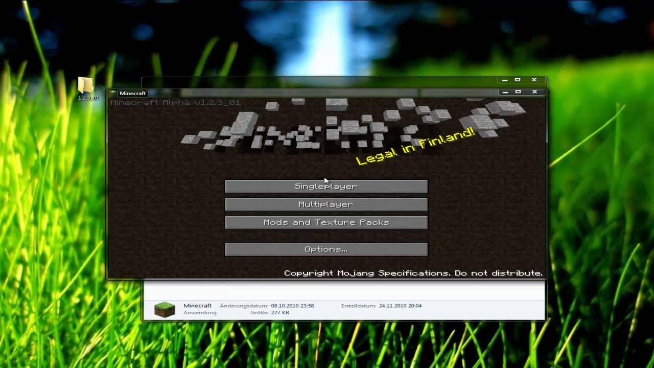 minecraft spiel kostenlos herunterladen