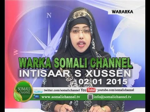 WARKA SOMALI CHANNEL NAIROBI INTISAAR S XUSSEN 02 01 2015