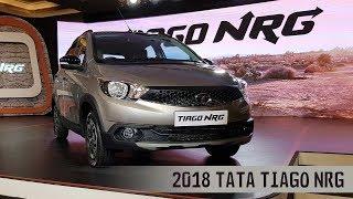 2018 Tata Tiago NRG - First Look | AUTOBICS