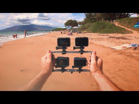 GoPro Hero8 HyperSmooth 2.0 Stabilization Comparison! GoPro Tip #656   MicBergsma