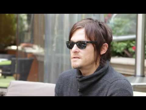 Part One of the Exclusive Interview with Norman Reedus, Daryl Dixon on