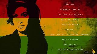 Amy Winehouse in Reggae - Full Album Reggae Version by Reggaesta