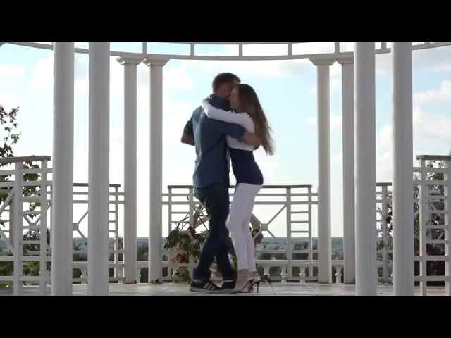 Alexander amp Elena. Enrique Iglesias в Bailando Ft. Sean Paul Kizomba Remix