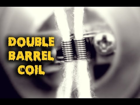 Kayfun Lite Double Barrel Coil Build