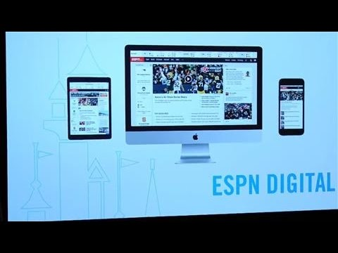 Disney Stresses ESPN to Allay Cable Fears