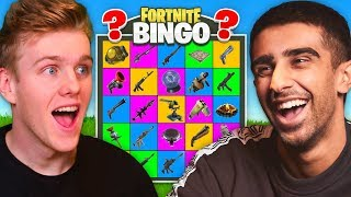 *NEW* BATTLE BINGO in Fortnite