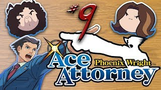 Phoenix Wright - 9 - April Showers... of LIES