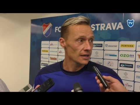 FNL: Rozhovor s Tomášem Zápotočným po utkání s Budějovicemi.
