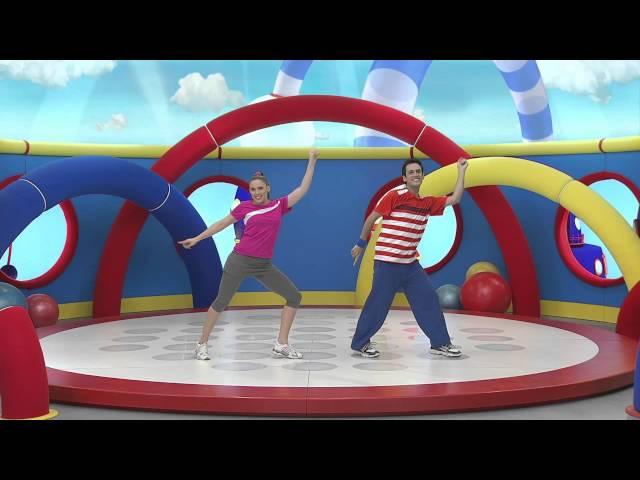 Playground con Fer y Liesl: Video Musical ¨Ven a Playground¨