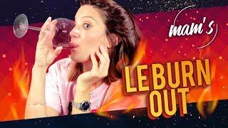 SKETCH MAMS  LE BURNOUT