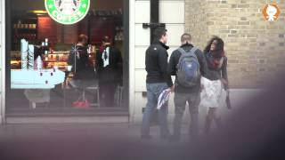 Woman sexually Harassing Men Social Experiment