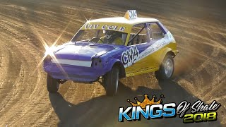 Kings of Shale Crashes/Highlights 2018 Kings Lynn Arena