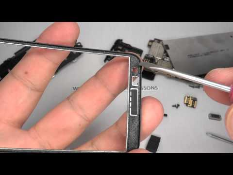 Nokia Lumia 620 Disassembly & Assembly - Touch Screen Digitizer & LCD Replacement
