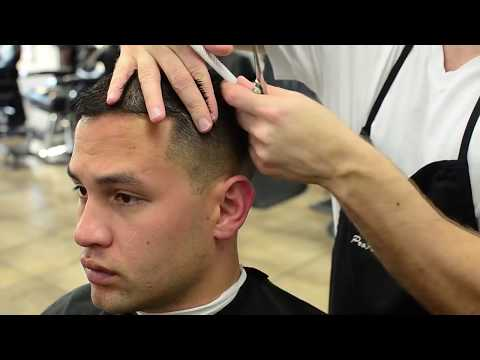 Will Stamm - Barber Tutorial | Straight Hair (Part2)