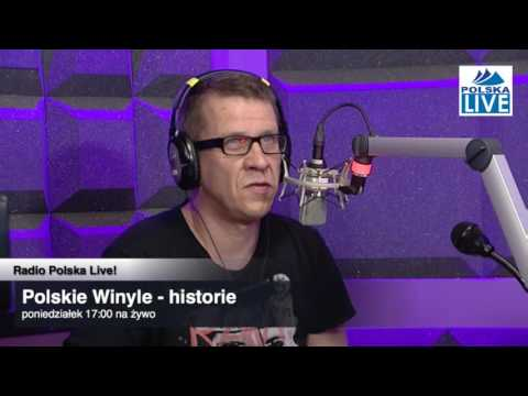 Radio Polska Live! - Polskie Winyle - historia - audycja z dnia 23.05.2016r.