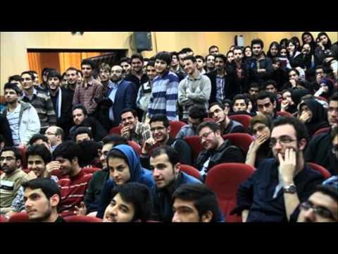کلاس قالیبافی شیراز شعر اشرفی در کلاس ادیب-دانشجوی صنعتی شیراز
