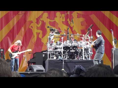 Dave Matthews Band - Jazz Fest - New Orleans - Proudest Monkey - 4-28-13