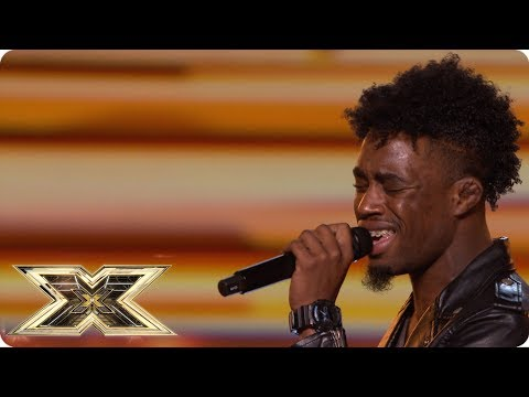 Sorry Seems To Be The Hardest Word for Dalton Harris | Auditions Week 3 | The X Factor UK 2018