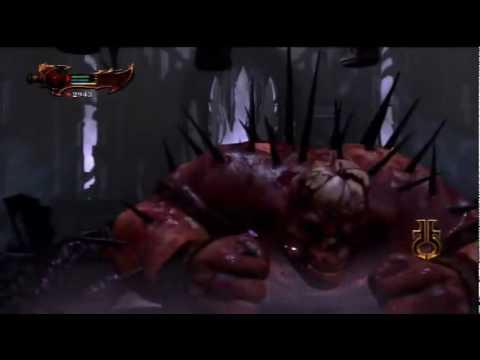 God of War 3 Parte 12 - Kratos vs Hades (PT-BR)