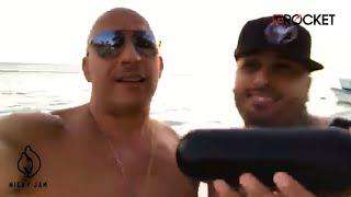 Vin Diesel presenta una nueva canción del album Fenix de Nicky Jam - Without You