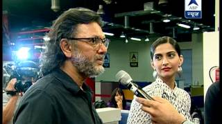 Bhaag Milkha Bhaag - Must watch: Star cast of 'Bhaag Milkha Bhaag' at ABP Newsroom