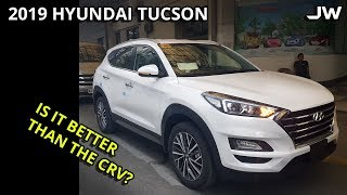 2019 Hyundai Tucson diesel Review *facelifted-is it better than the CRV? -Philippines