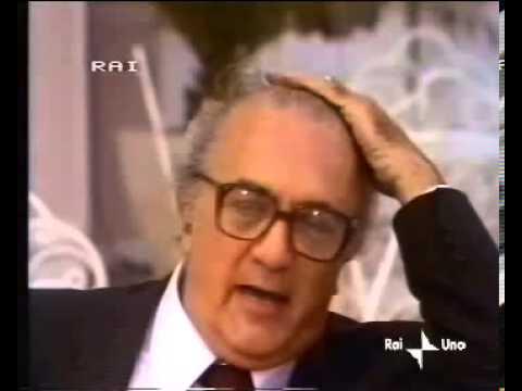 Intervista a Federico Fellini