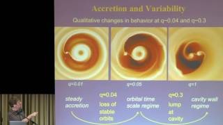 Sackler Conference 2016 -- Zoltan Haiman: Theory of Supermassive Black Hole Mergers