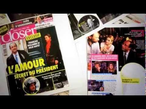 L'affaire François Hollande et Julie Gayet