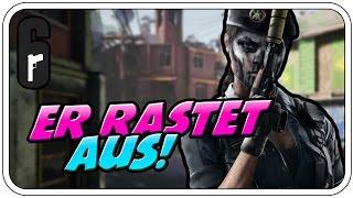Download ER RASTET AUS! ♠♠♠♠ - RAINBOW SIX SIEGE: SKULL RAIN - Let's Play RBSS - Dhalucard 3Gp Mp4