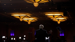 Conservatives rally behind Trump administration during CPAC