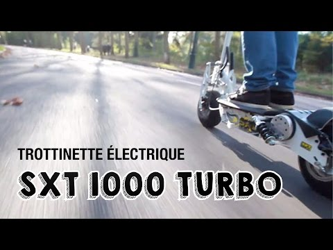 SXT 1000 Turbo   Trottinette électrique adulte