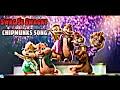 Swag Se Swagat Chipmunks Song।Tiger Zinda Hai।Salman khan।katrina kaif new video।